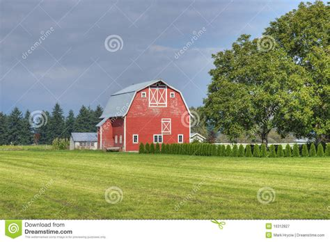 farm country stock image image of chilliwack barn 16312827