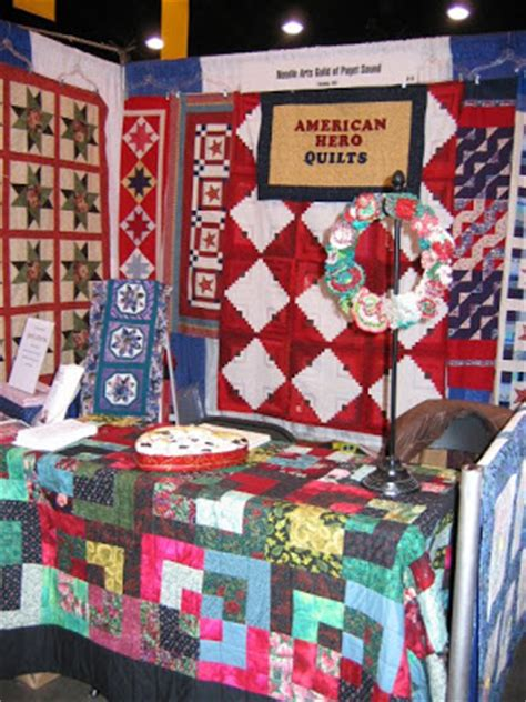 Quilt Show Puyallup by Needle Arts Guild Of Puget Sound