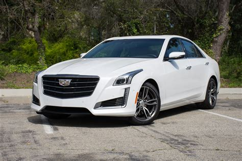 Cts V Sport Review by 2017 Cadillac Cts V Sport Premium Luxury Test Drive Review