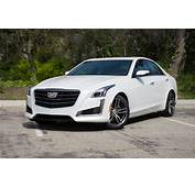 2017 Cadillac CTS V Sport Premium Luxury Test Drive Review