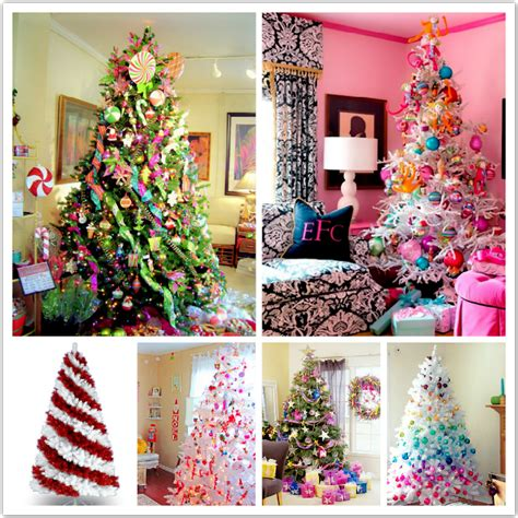 You Decorated by Most Gorgeous Beautiful Tree Decoration Concepts 2012