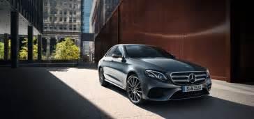 Eclass Mercedes Mercedes E Class Saloon