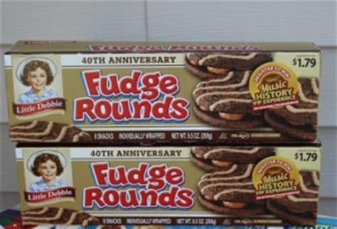 Little Debbie Giveaway - little debbie fudge rounds giveaway ends 7 14 drugstore divas