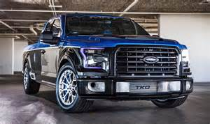 Ford Custom Trucks Ford Sema 2015 Custom Trucks