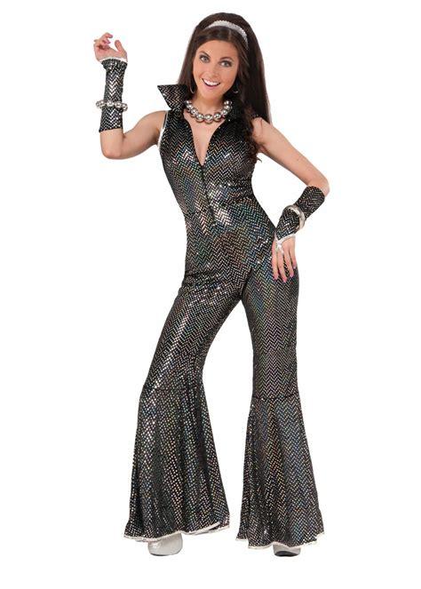 Disco Dress disco jumpsuit costume 1970s costumes