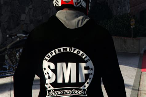 Sweater Supermoto Clothing gta 5 player mods clothing franklin gta5 mods
