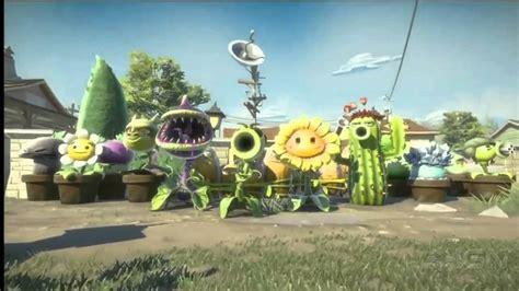 Free Plants Vs Zombies Garden Warfare by Plants Vs Zombies Garden Warfare Teaser Trailer E3