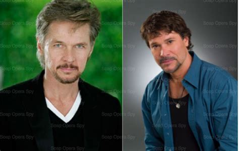 days of our lives spoilers stephen nichols peter reckell days of our lives news peter reckell and stephen nichols