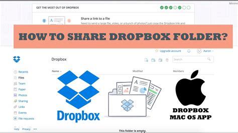 dropbox quit shared folder share dropbox folder and file youtube