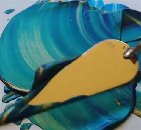 paint mixing videos mesmerizing videos of gorgeous paint mixing that will