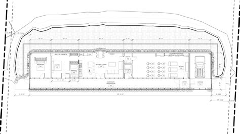 earthship site plan collingwood earthship