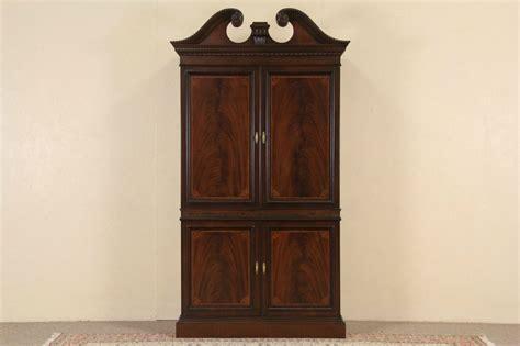 drexel heritage armoire sold drexel heritage vintage georgian style armoire