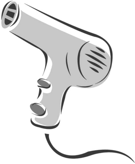 Clipart Of Hair Dryer hair dryer clip