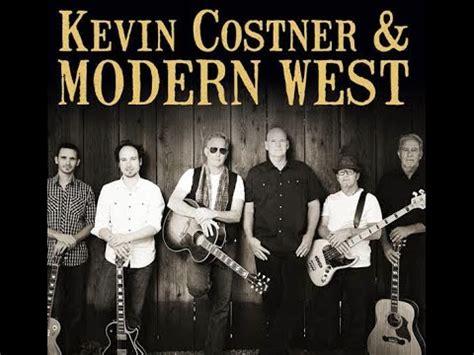 kevin costner and modern west kevin costner modern west tour dates april 2014 youtube