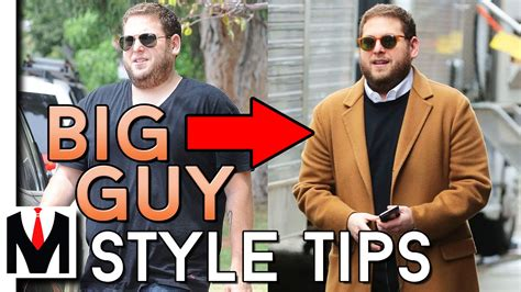 big men style over 40 and overweight how to dress heavy set men big men style tips to look