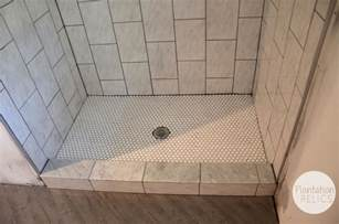 Subway Tile Bathroom Floor Ideas Walk In Shower Tile Ideas Bathroom Astounding Subway Tile