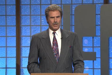 snl celeb jeopardy sean connery full episodes watch will ferrell in celebrity jeopardy from snl 40