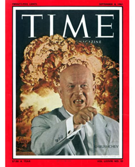 Kitchen Debate Result 1961 The Best Time Covers Time