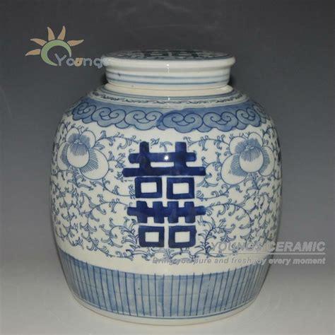 vasi orientali ingrosso orientali dipinto a mano e bianco porcellana