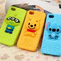 Iphone 5 5s Silicone Jelly Soft 3d Kawaii Bowtie Cat 3d disney lotso from mandycase1 on ebay