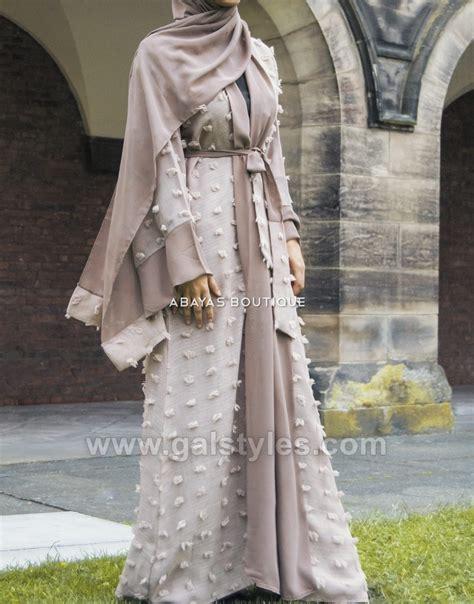 latest designer abaya gowns hijab designs