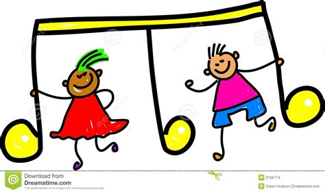 clipart musicali stock illustration illustration of
