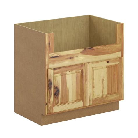 apron sink base cabinet hton bay assembled 36x34 5x24 in farmhouse