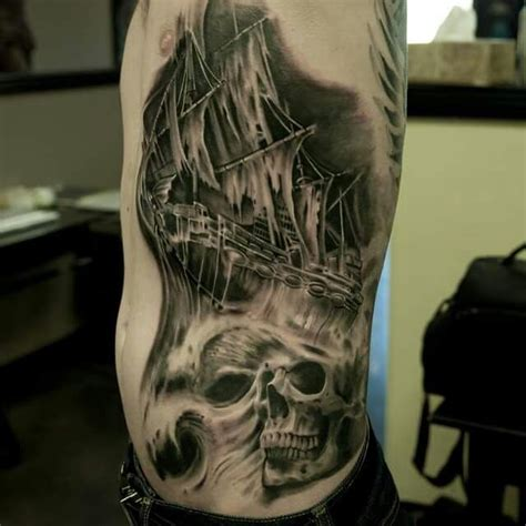 ghost ship tattoo collection of 25 ghost ship sketch