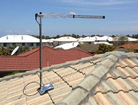 how to install a digital tv antenna digital tv