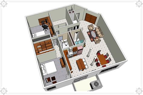 home design 3d exles google sketchup models sles 3d warehouse
