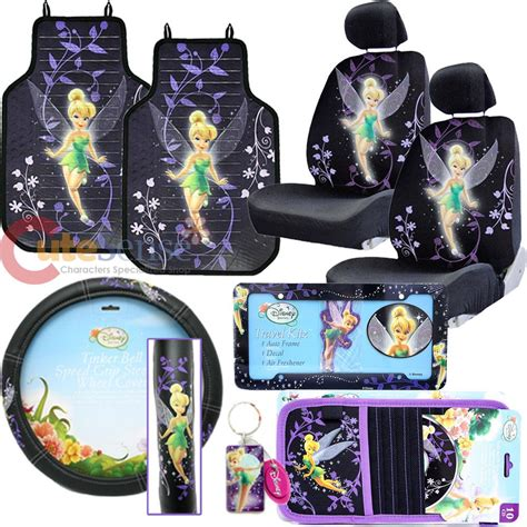 Tinkerbell Car Mats by Character Car Accessories Product Details Disney