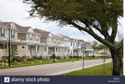 biloxi housing authority biloxi mississippi a public housing project built to replace housing stock photo