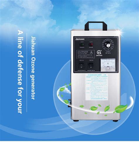 Detoxing With Silver Pulser And Ozoned Water by Silver Stainless Steel Hy 002 Ozone Generator For