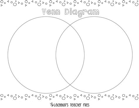 printable venn diagram colored venn diagrams new calendar template site
