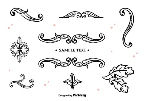 An Ornamented by Ornament Free Vector 6186 Free Downloads