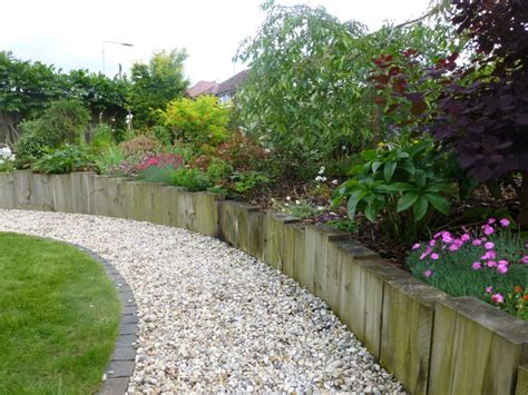 Sleepers Nottingham by Railway Sleeper Landscaping In Nottingham