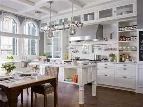 coffered ceiling in kitchen high cabinets coffered