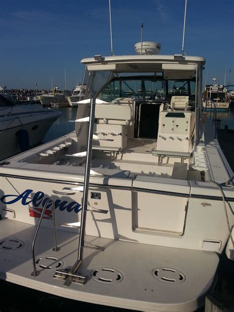 xpress boats ladder the fleet go deep llc