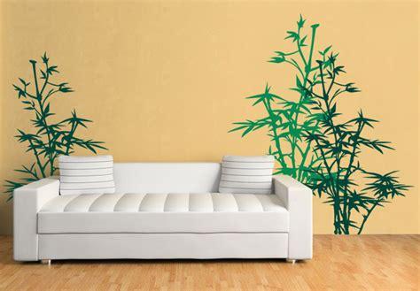 Plant Wall Sticker bamboo plant wall sticker wall