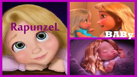 biography of movie baby have fun with baby rapunzel movie games about baby
