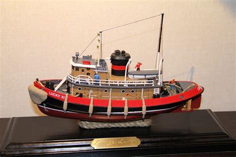 tugboat lucky xi harbor tug quot lucky xi quot каропка ру стендовые модели