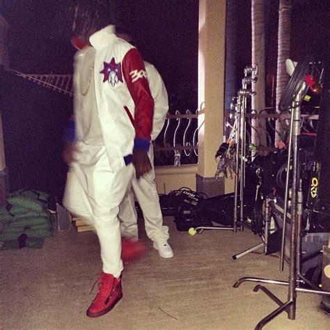 Chief Keef Wardrobe by Chief Keef Glo X Yekim Jacket Splash Splashy Splash