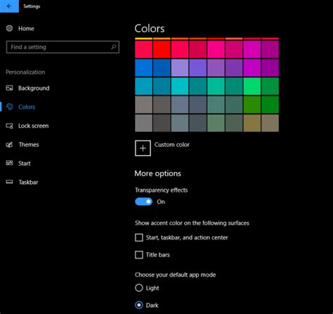 color lock screen customize windows 10 backgrounds colors lock screen themes
