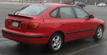 2003 Hyundai Elantra Gt Hatchback 2003 Hyundai Elantra Gt