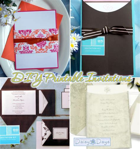 Wedding Invitations Kits Diy by Diy Wedding Invitation Kits 07wedwebtalks Wedwebtalks