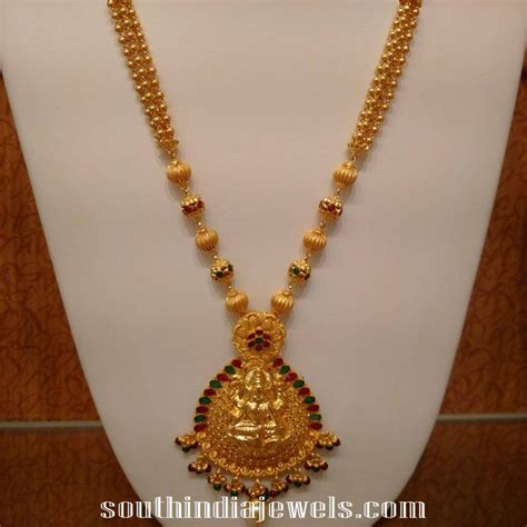 22k Gold Haram From Naj South India Jewels