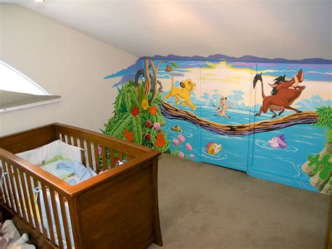 decorating your nursery new center