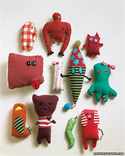 Handmade Childrens Toys - a dozen handmade gifts for tween the