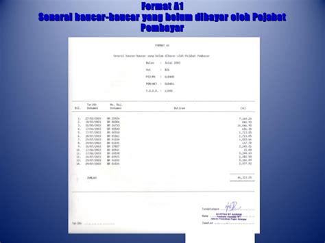 format buku vot manual pengurusan penyesuaian vot