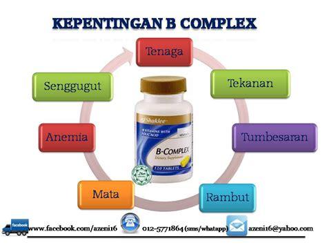 Vitamin B Complex Shaklee b complex shaklee part ii naturavitamina